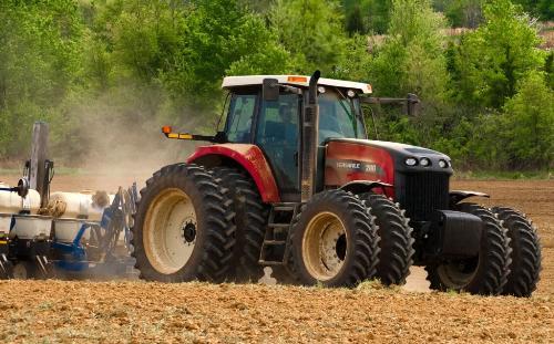 трактора Buhler Versatile 190-305 MFWD Серия: 190, 220 (QSB 6,7L) л.с.; 250, 280, 305 (QSC 8,3L) л.с.