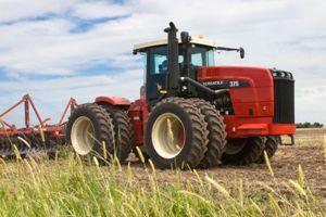 Трактора Buhler Versatile 305-400 4WD Серия: 305, 340, 375, 400 л.с.