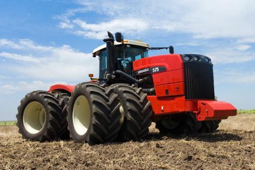трактора Buhler Versatile HHT 4WD Серии: 435, 485, 535 и 575 л.с.