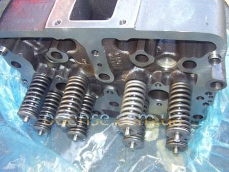Головка блока цилиндров Cummins N14, Buhler Versatile 2425 4WD