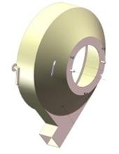 передняя крышка гранулятора