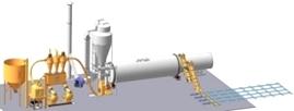 Линии для производства пеллет, топливных гранул, брикетов