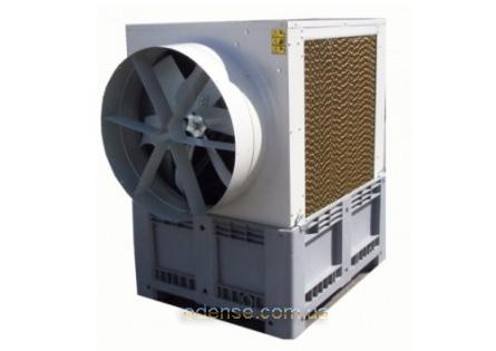 Охлаждающая панель с вентилятором