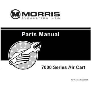 Запчасти сеялки 7000 серии Morris
