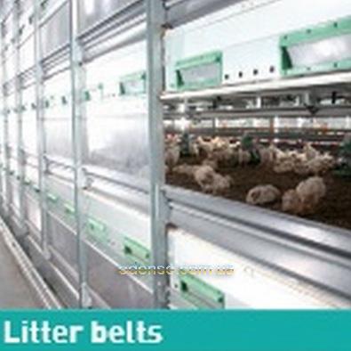Напольное оборудование для выращивания бройлеров 4