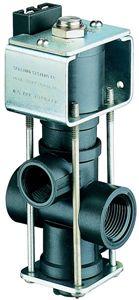 Соленоидные клапаны с индикатором пены