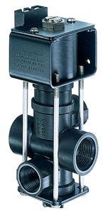 Трехпортовые электромагнитные клапаны