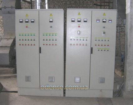 Система управления электрооборудованием