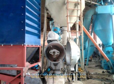 Изготовление топливных гранул