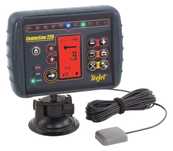GPS навигатор, курсоуказатель Centerline 220
