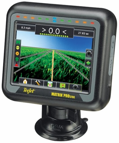 GPS навигатор, курсоуказатель Matrix Pro 570G